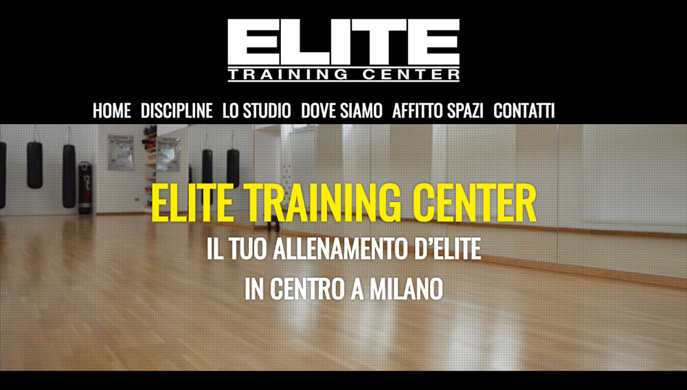 Elite Training Center Milano